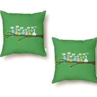 Do-Re-Mi-Quack! - throw-pillow - small view
