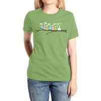 Do-Re-Mi-Quack! - womens-extra-soft-tee - small view
