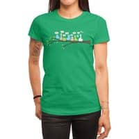 Do-Re-Mi-Quack! - womens-regular-tee - small view