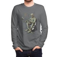 Self-Sufficient - mens-long-sleeve-tee - small view