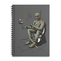 Self-Sufficient - spiral-notebook - small view