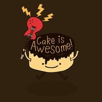 Cake Is Awesome! - small view