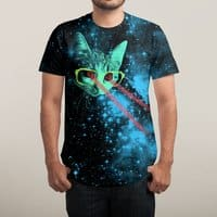 Mister Mittens' Big Adventure - mens-sublimated-tee - small view
