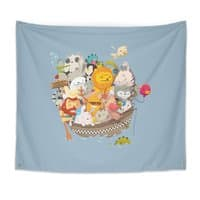 Noah Express - indoor-wall-tapestry - small view