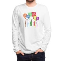 Complementary Colors - mens-long-sleeve-tee - small view