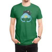 As Day Is Swallowed Up By Night - mens-regular-tee - small view