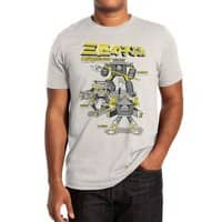 Three Little Pigs: Mechanized Assault - mens-extra-soft-tee - small view