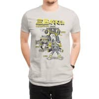 Three Little Pigs: Mechanized Assault - mens-regular-tee - small view