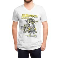 Three Little Pigs: Mechanized Assault - vneck - small view