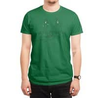 Two Detectives, One Crime Scene, One Thief - mens-regular-tee - small view