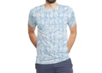 Braaains! - mens-sublimated-triblend-tee - small view