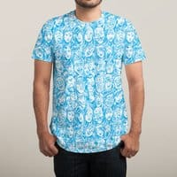 Braaains! - mens-sublimated-tee - small view