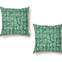 Braaains! - throw-pillow - small view