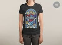 SPRSTR - womens-triblend-tee - small view