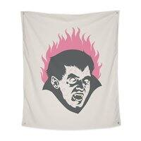 Vampire! - indoor-wall-tapestry-vertical - small view