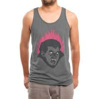 Vampire! - mens-triblend-tank - small view