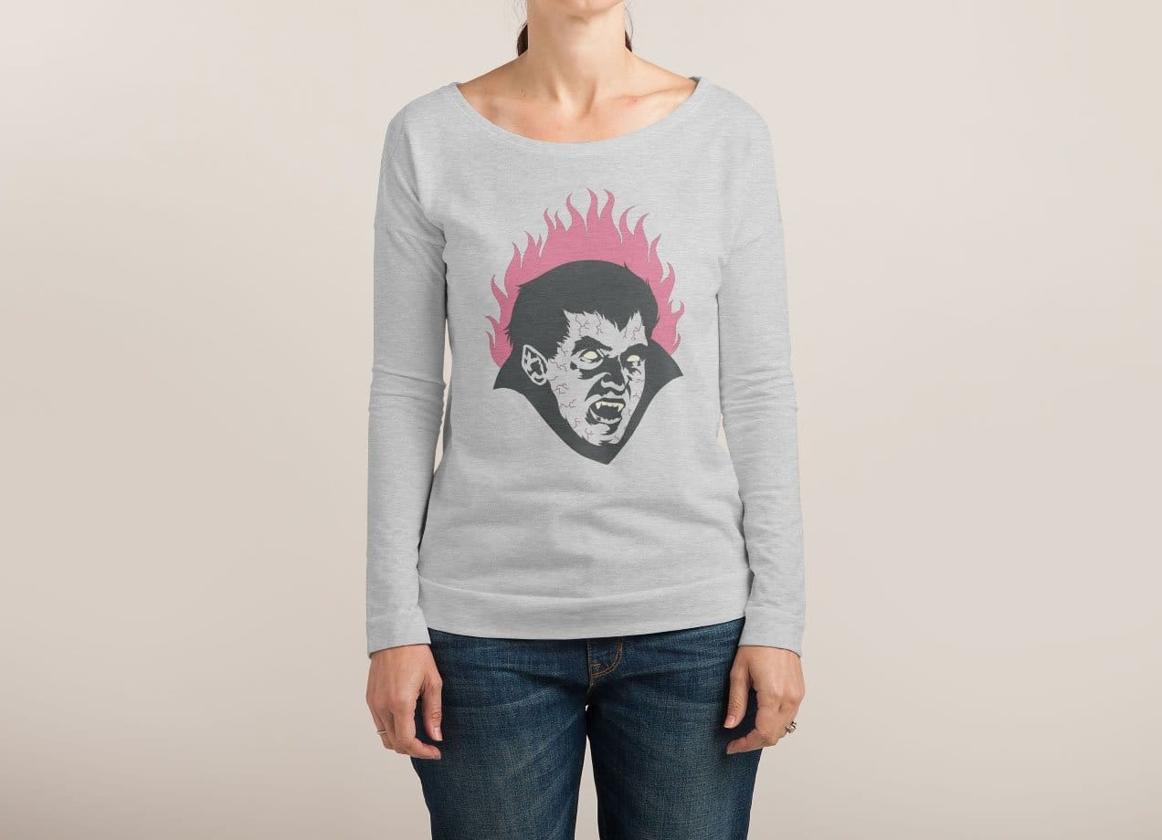 Vampire By Olly Moss Threadless