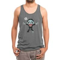 Corporate Zombie - mens-triblend-tank - small view