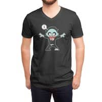 Corporate Zombie - vneck - small view
