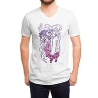 Judith + Holofernes - vneck - small view