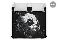 When Pandas Attack - duvet-cover - small view