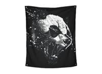 When Pandas Attack - indoor-wall-tapestry-vertical - small view