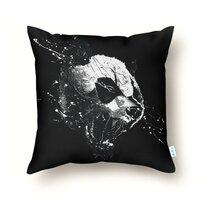 When Pandas Attack - throw-pillow - small view