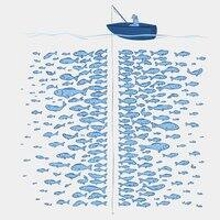 217 Finicky Fish - small view