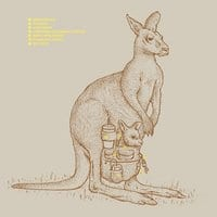 Modern Kangaroos - small view