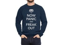 Now Panic and Freak Out - crew-sweatshirt - small view