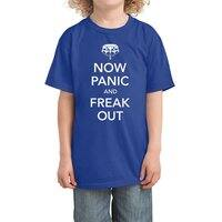 Now Panic and Freak Out - kids-tee - small view