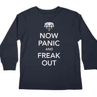 Now Panic and Freak Out - longsleeve - small view