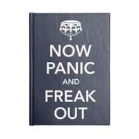 Now Panic and Freak Out - notebook - small view