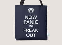 Now Panic and Freak Out - tote-bag - small view