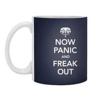 Now Panic and Freak Out - white-mug - small view