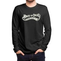 Rock Is Dead and Paper Killed It. - mens-long-sleeve-tee - small view