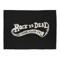 Rock Is Dead and Paper Killed It. - small view
