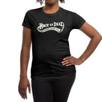 Rock Is Dead and Paper Killed It. - womens-regular-tee - small view