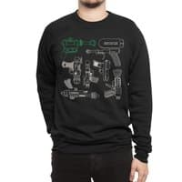 Rayguns - crew-sweatshirt - small view