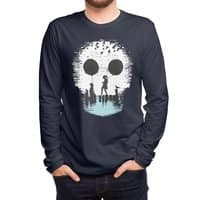 Bye Bye Apocalypse - mens-long-sleeve-tee - small view