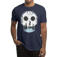 Bye Bye Apocalypse - mens-regular-tee - small view
