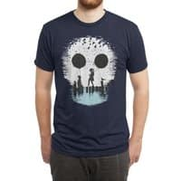 Bye Bye Apocalypse - mens-triblend-tee - small view