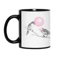 The Northern Black-capped Gumchewer - black-mug - small view