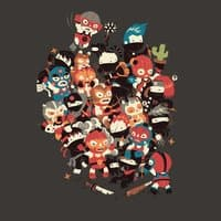 Ninjas vs Luchadores - small view