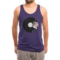 Music Business Remastered - mens-triblend-tank - small view