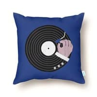 Music Business Remastered - throw-pillow - small view