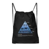 The Food Chain - drawstring-bag - small view
