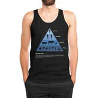 The Food Chain - mens-jersey-tank - small view