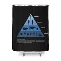 The Food Chain - shower-curtain - small view