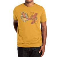 The Crayfish Crush - mens-extra-soft-tee - small view